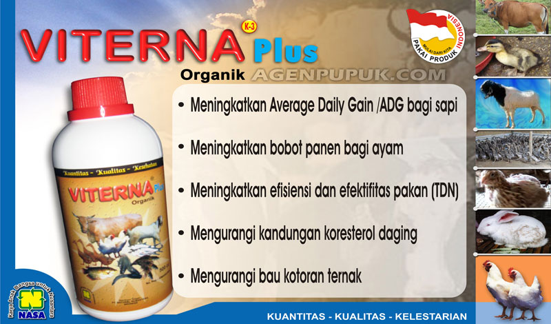 Viterna Plus Vitamin Ternak NASA